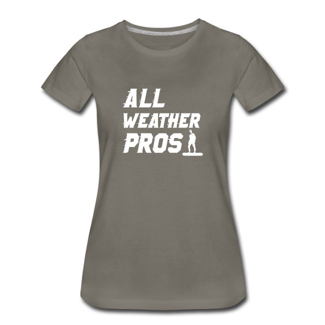 All Weather Pro Graphic Woman's Tee