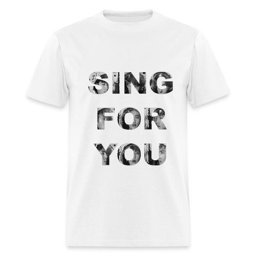 EXO SING FOR YOU - Men's T-Shirt