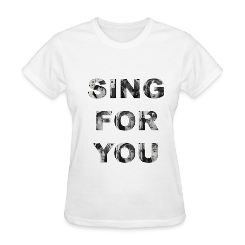 EXO SING FOR YOU - Women's T-Shirt