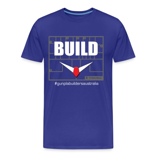 BUILD Tee - Men's Premium T-Shirt