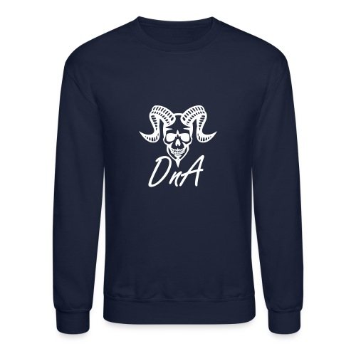 DEMON DNA SWEATSHIRT BLUE COLLECTION  - Crewneck Sweatshirt