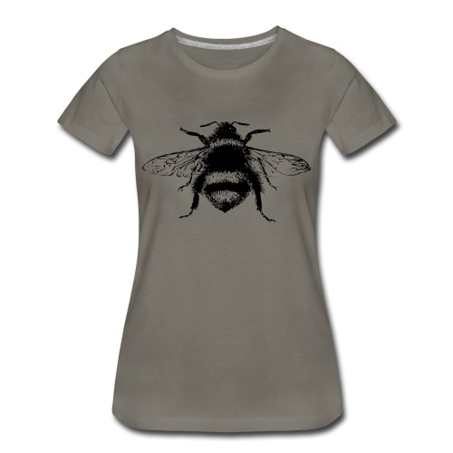 just bee - Women's Premium T-Shirt