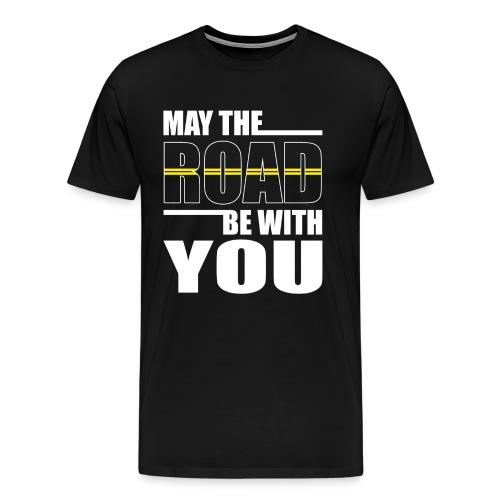 May the Road - Men's Premium T-Shirt