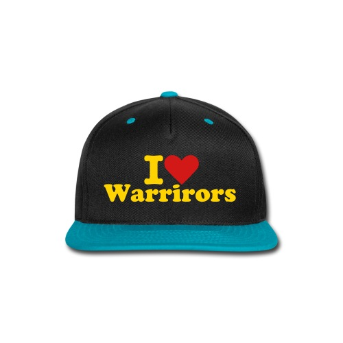 Golden Cap Warriors - Snap-back Baseball Cap