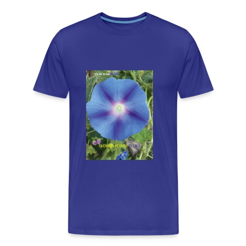 FLOWER POWER TWO - Men's Premium T-Shirt