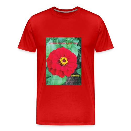 FLOWER POWER FOUR - Men's Premium T-Shirt