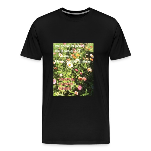 FLOWER POWER EIGHT - Men's Premium T-Shirt