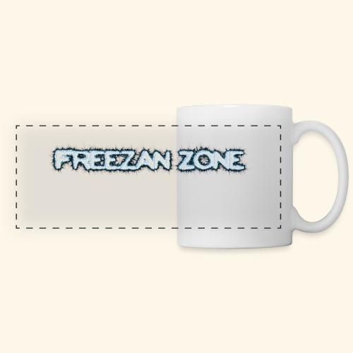 Freezan Zone Mug Letter  - Panoramic Mug