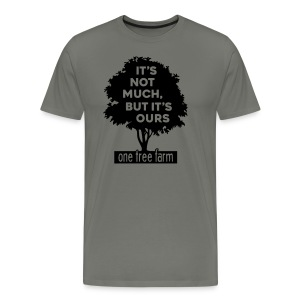 One Tree Farm Premium Tee - Men's Premium T-Shirt