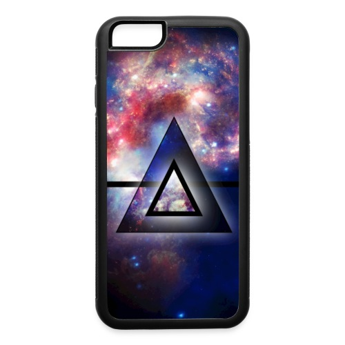 Galactic Triangle - iPhone 6/6s Rubber Case