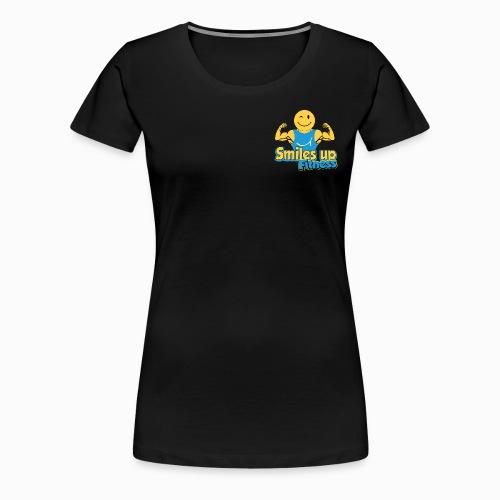 SMILES UP LADIES T  - Women's Premium T-Shirt