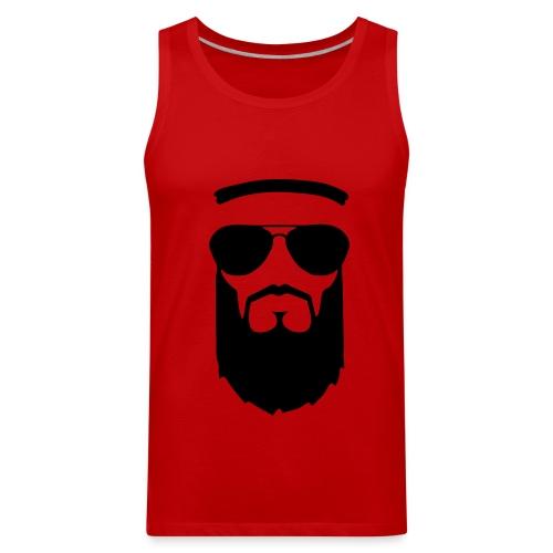 Muslim Man - Shirt - Men's Premium Tank
