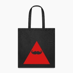 Hipster Triangle Bags & backpacks