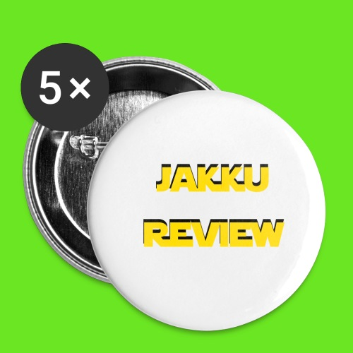 Jakku Review Button - Large Buttons
