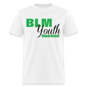 BLM Youth Department - Men - Men's T-Shirt