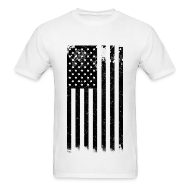 T-Shirts ~ Men's T-Shirt ~ AMERICAN FLAG