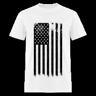 T-Shirts ~ Men's T-Shirt ~ AMERICAN FLAG