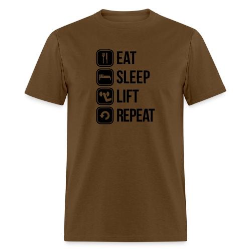 Men's Short Sleeve T-Shirt - Men's T-Shirt