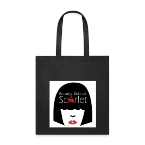 The Scarlet Tote - Tote Bag