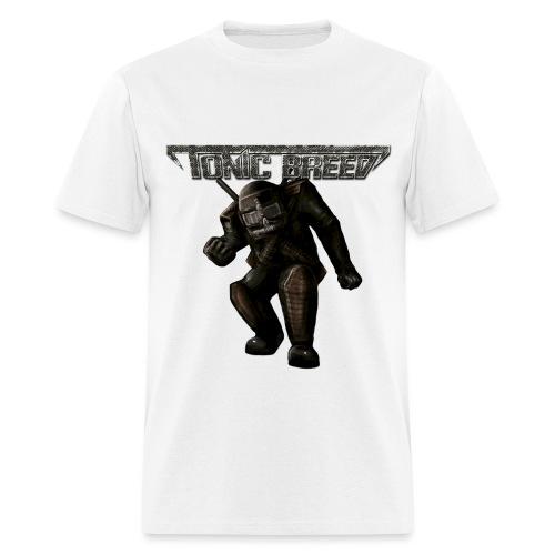 Tonic Breed Warrior - Unisex - Men's T-Shirt