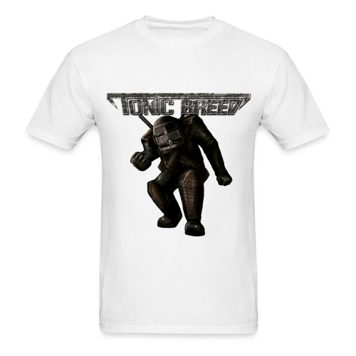 Tonic Breed Warrior - Unisex - Men's T-Shirt