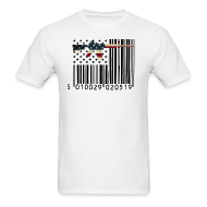 T-Shirts ~ Men's T-Shirt ~ BARCODE