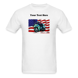 Men's T Front FlagVoy Custom - Men's T-Shirt