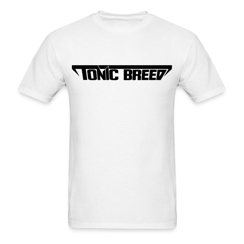 Tonic Breed logo - Unisex - Men's T-Shirt