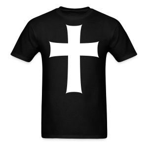 BIG CROSS - Men's T-Shirt