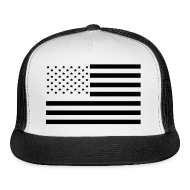 Caps ~ Trucker Cap ~ TRUCKER FLAG