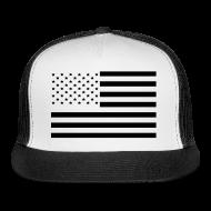 Sportswear ~ Trucker Cap ~ TRUCKER FLAG