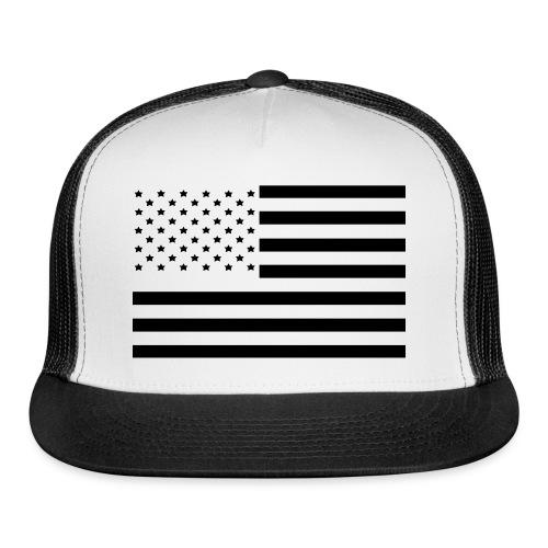 TRUCKER FLAG - Trucker Cap