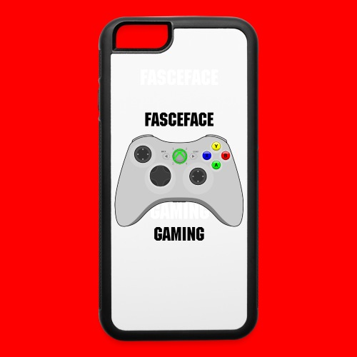 FasceFace Gaming IPhone 6 Phone Case - iPhone 6/6s Rubber Case