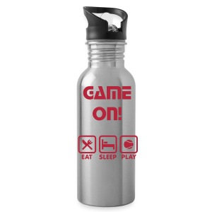 GamerTurner Water Bottle - Water Bottle