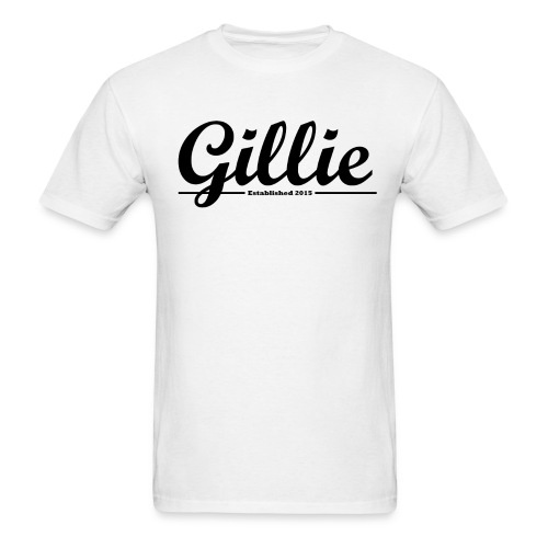 Gillie Apparel Plain Shirt - Men's T-Shirt
