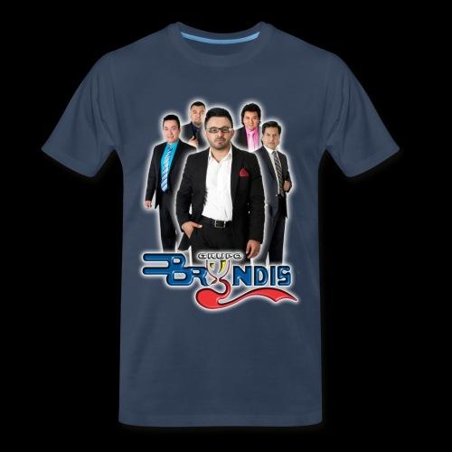 Grupo Bryndis - Enero 2016 - Hombres - Men's Premium T-Shirt