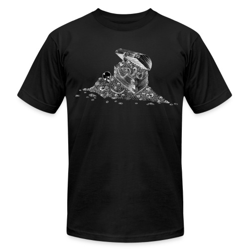 Treasure Chest Shirt - Men's Fine Jersey T-Shirt