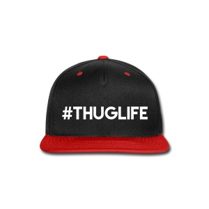 #ThugLife Snapback - Snap-back Baseball Cap
