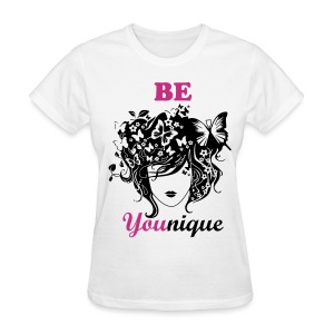 Be You(nique) Length Check Shirt - Women's T-Shirt