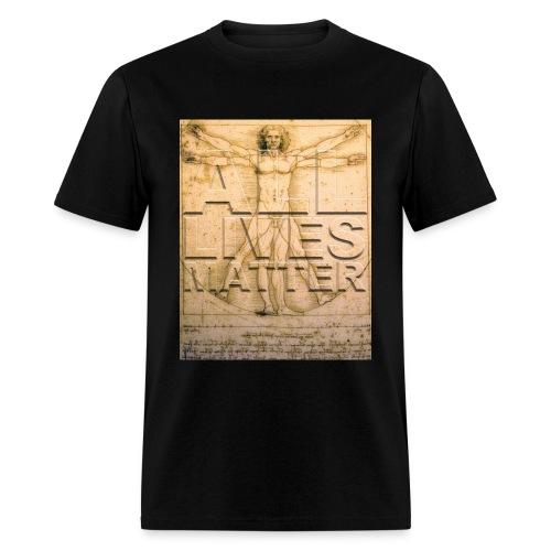 All Lives Matter T-shirt - Men's T-Shirt