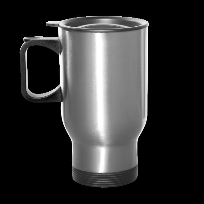 Travel Mug- Energy Save (one side)