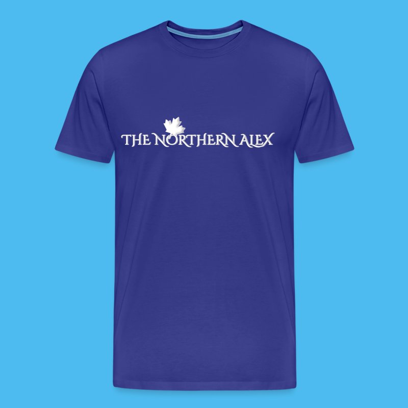 The_northern_alex logo - Men's Premium T-Shirt