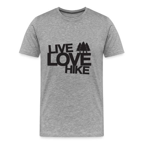Hike Shirt M - Men's Premium T-Shirt