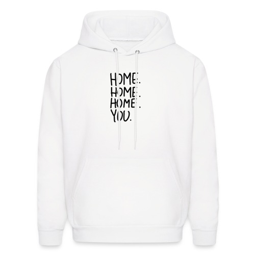 home sweatshirt - Men's Hoodie