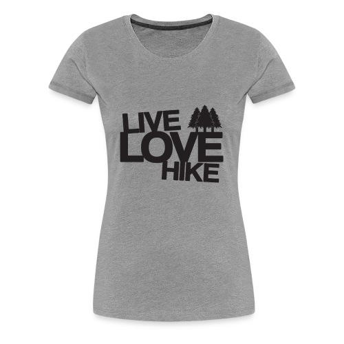 Hike Shirt W - Women's Premium T-Shirt