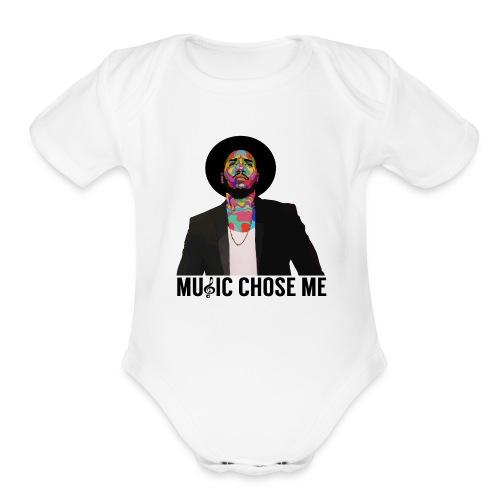 Baby Boundless One Piece - Organic Short Sleeve Baby Bodysuit