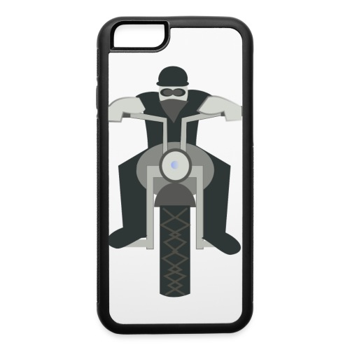 Motorcycle Rider - iPhone 6/6s Rubber Case