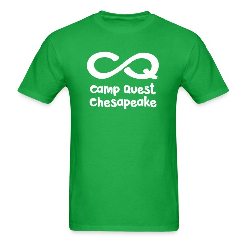 CQC Logo T-shirt - Men's T-Shirt
