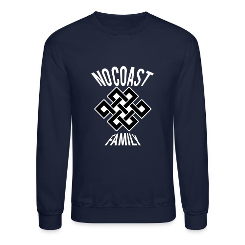 No Coast Family Crewneck - Crewneck Sweatshirt