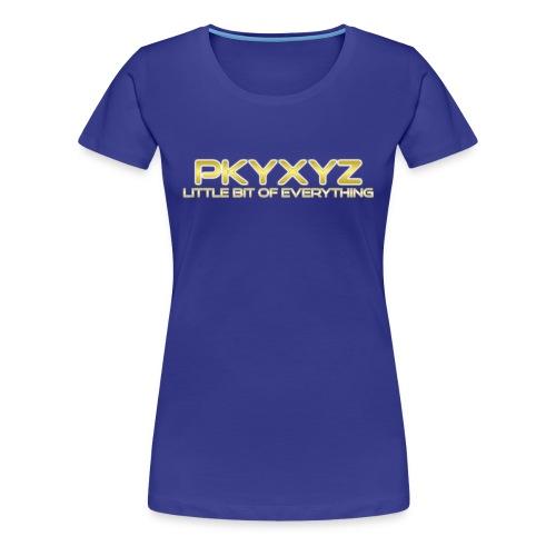 PKYXYZ Shirt Women - Women's Premium T-Shirt